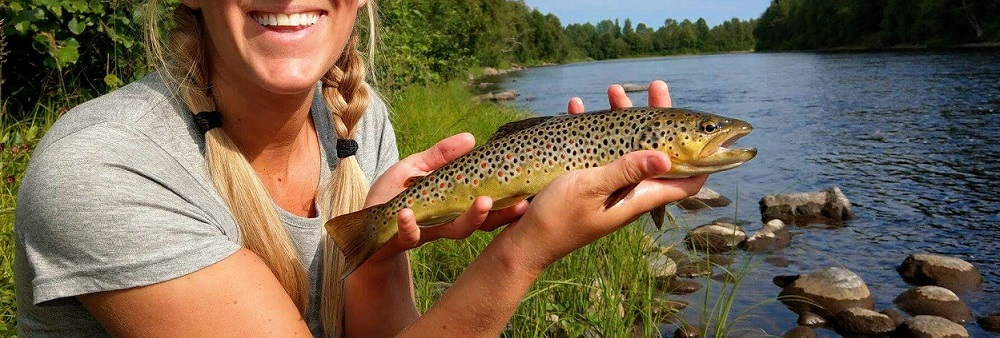Fiske i Norra Sverige